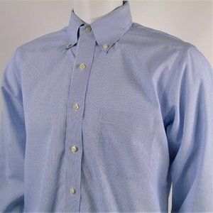 Brooks Brothers Milano Mens Dress Shirt
